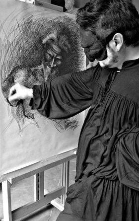 The re-birth of art. Meet Gennaro Patrone.