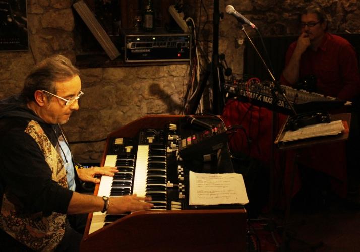 Ernesto Vitolo Organismi new release