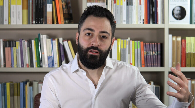 Interview with philosopher Luca Pantaleone