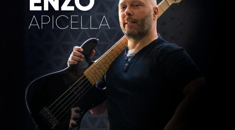 'Enzo Apicella'. The upcoming cd.